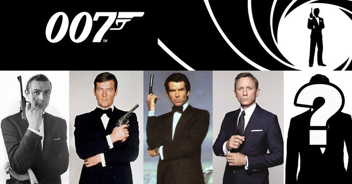 Los origenes de James Bond
