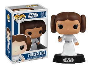 Princesa Leia Funko POP! Nº 04 : Star Wars - M