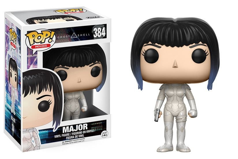 Major Funko POP! Nº 384 : Ghost in the Shell -