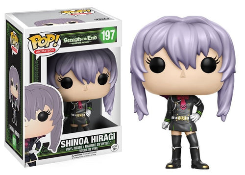 Pop! Animation: Seraph of the End - Shinoa Hira
