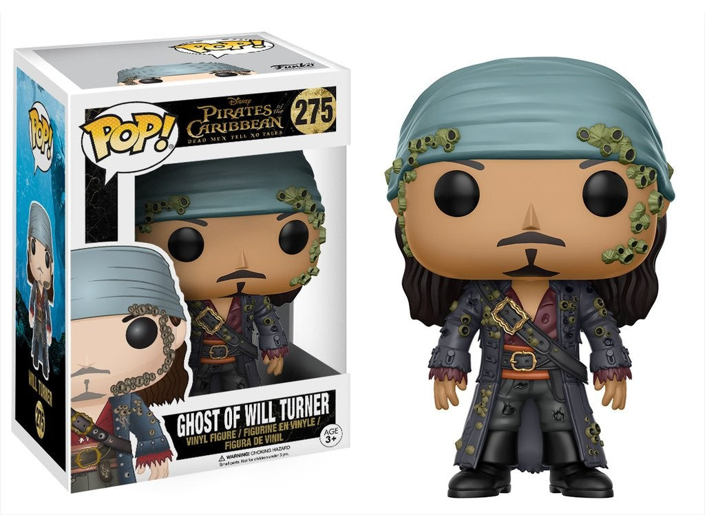 Ghost of Will Turner Funko POP! Nº 275 : Pirat