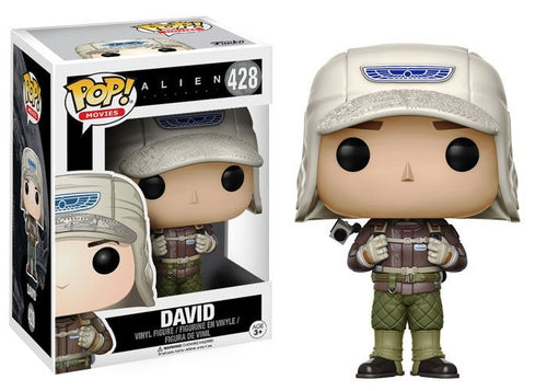 David Funko POP! Nº 428 : Alien Covenant - Mun