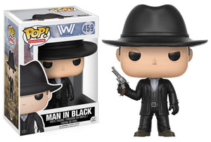 Man in Black Funko POP! Nº 459 : Westworld - M