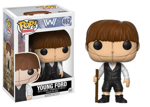 Young Ford Funko POP! Nº 462 : Westworld - Mun