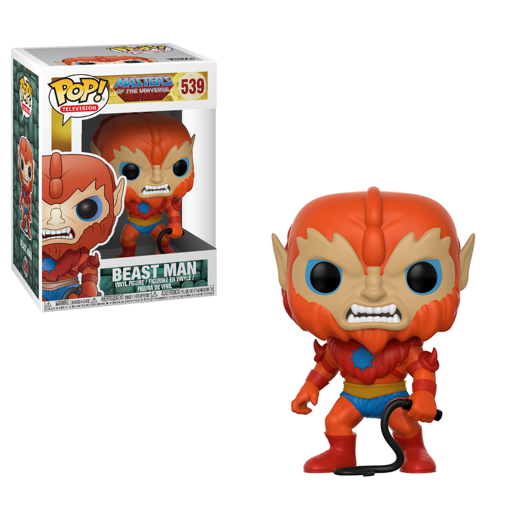 Pop! TV: Masters of the Universe - Beast Man -