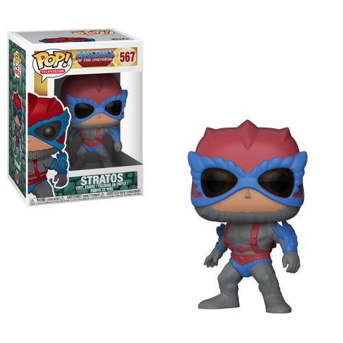 Pop! TV: Masters of the Universe - Stratos - Mu