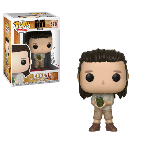 Pop! Television: The Walking Dead - Eugene - Mu