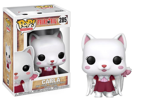 Pop! Anime: Fairy Tail - Carla - Mundo Funtasti