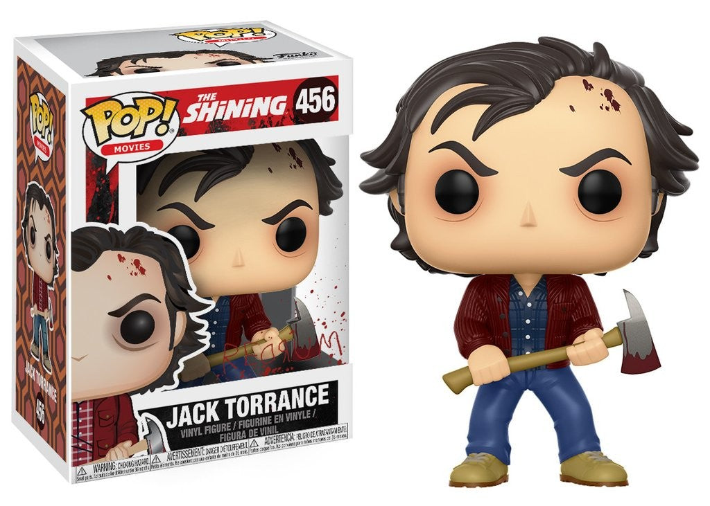 Pop! Movies: The Shining - Jack Torrance - Mund