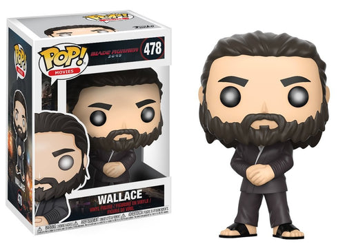 Pop! Movies: Blade Runner 2049 - Wallace - Mund