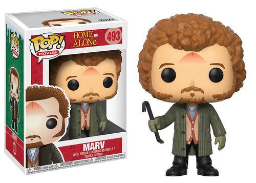 Pop! Movies: Home Alone - Marv - Mundo Funtasti