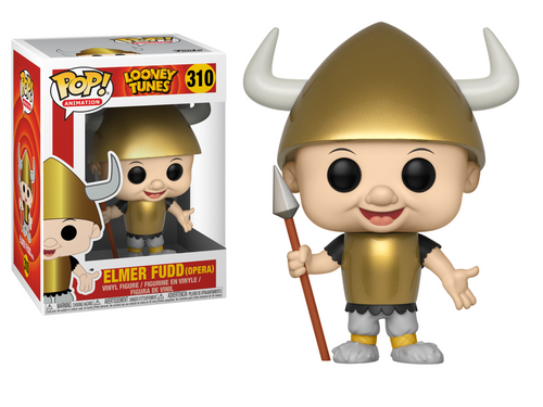 Pop! Animation: Looney Tunes - Elmer Fudd (Oper