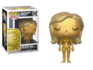 Pop! Movies: James Bond - Golden Girl - Mundo F