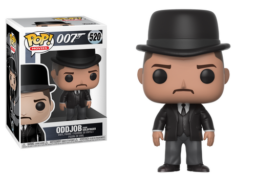 Pop! Movies: James Bond - Oddjob - Mundo Funtas