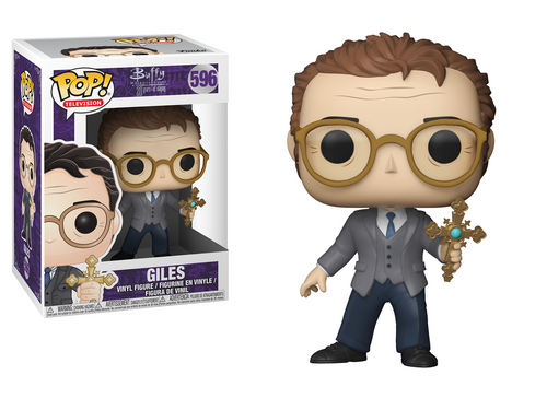 Pop! Television: Buffy the Vampire Slayer - Gil