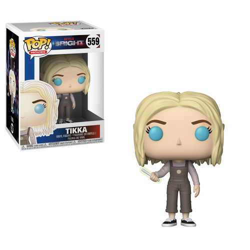 Pop! Movies: Bright - Tikka - Mundo Funtastic,