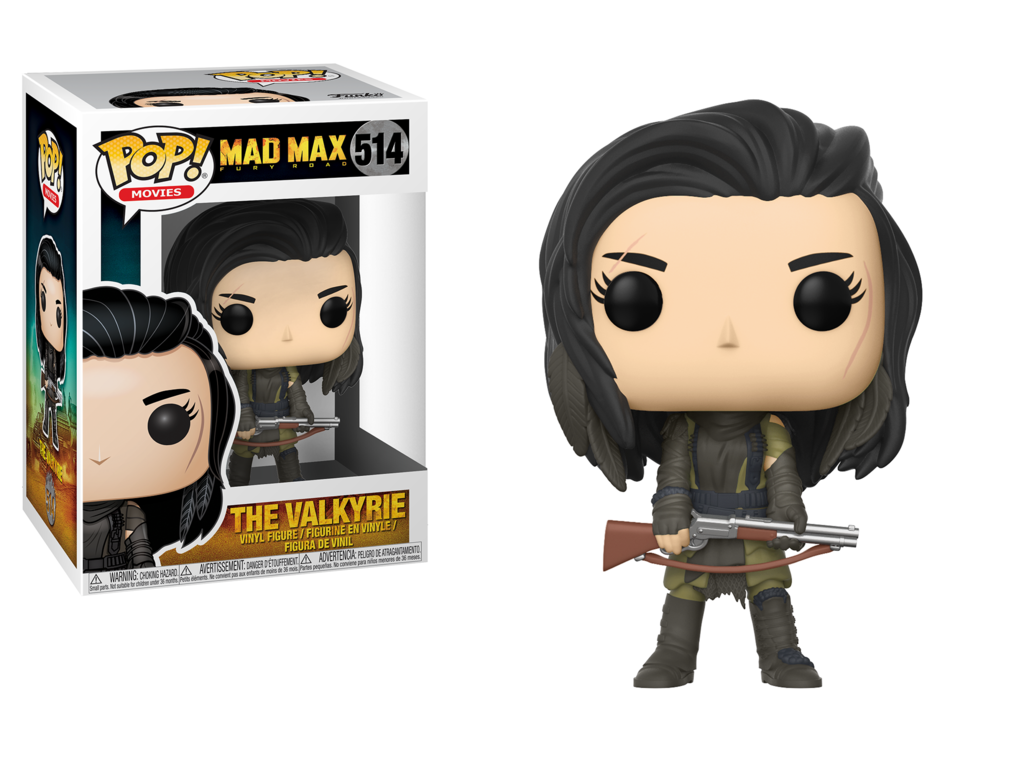 Pop! Movies: Mad Max Fury Road - The Valkyrie -