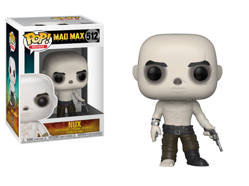 Pop! Movies: Mad Max Fury Road - Nux - Mundo Fu