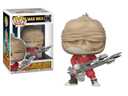 Pop! Movies: Mad Max Fury Road - Coma-Doof Warr