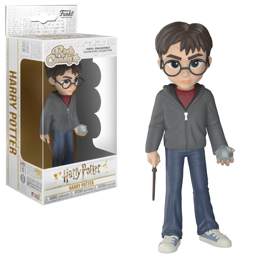 Rock Candy: Harry Potter- Harry Potter - Mundo