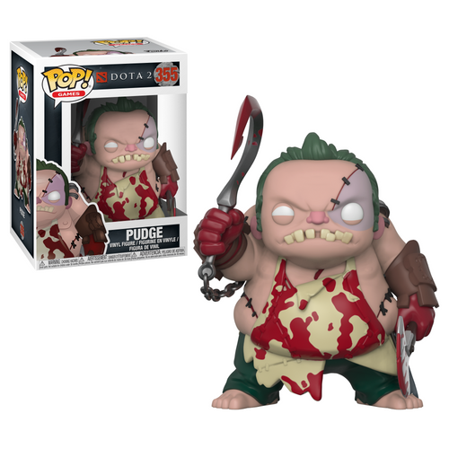 Pop! Games: Dota 2 - Pudge - Mundo Funtastic, t