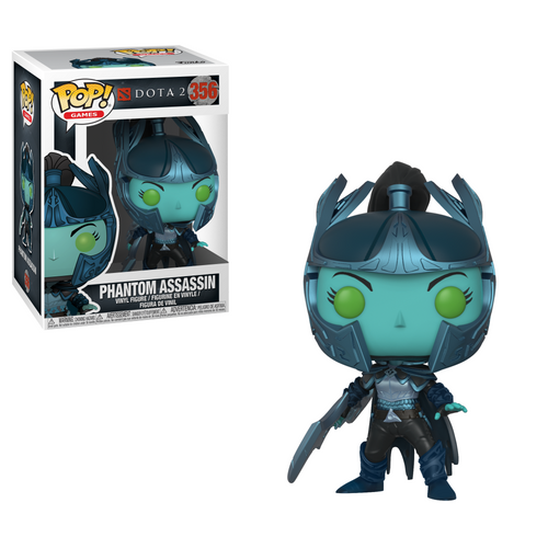 Pop! Games: Dota 2 - Phantom Assassin - Mundo F