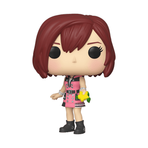 Kairi Funko POP! Kingdom Hearts - Mundo Funtast