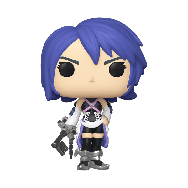 Aqua Funko POP! Kingdom Hearts - Mundo Funtasti
