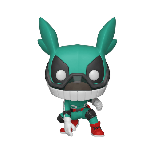 Deku con casco Funko POP! My Hero Academia - Mu