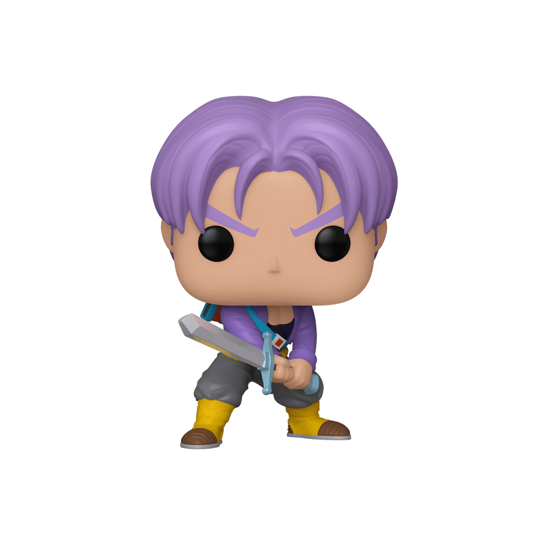 Trunks Funko POP! : Dragon Ball - Mundo Funtast