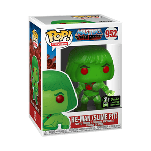 He-Man (Slime Pit) Funko POP! Master of the Uni