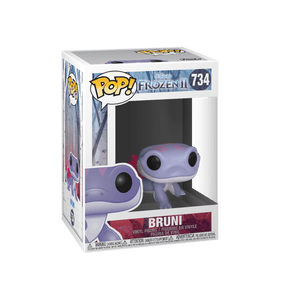 Bruni Funko POP! Disney : Frozen 2 - Mundo Funt