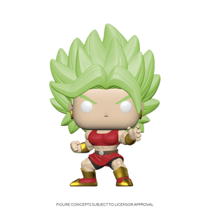 Super Saiyan Kale Funko POP! Dragon Ball - Mund