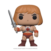 He-Man Funko POP! Masters of the Universe - Mun