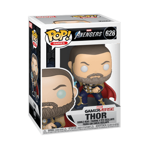 Thor Stark Tech Suit Funko POP! Marvel - Mundo
