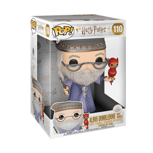 Albus Dumbledore with Fawkes (10 inch) Funko PO