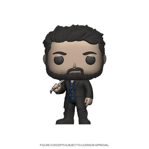 Billy Butcher Funko POP! The Boys - Mundo Funta