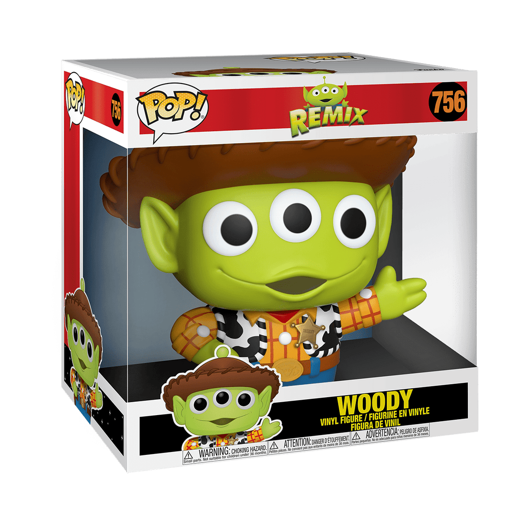 Woody (10 inch) Funko POP! Nº 756 : Toy Story