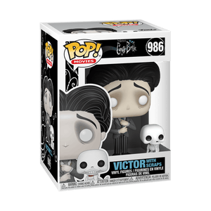 Victor with Scraps Funko POP!  Nº 986 : La nov