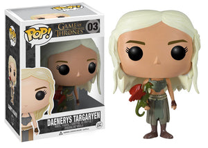 Pop! TV: Game of Thrones - Daenerys Targaryen -