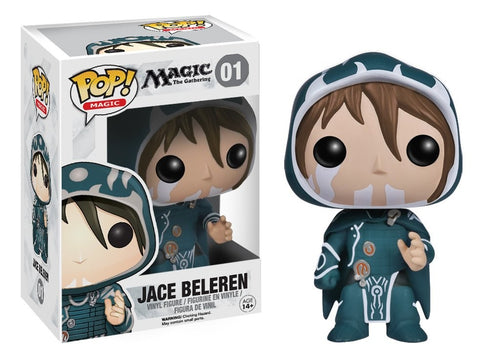 Jace Beleren Funko POP! Nº 01 : Magic the Gath