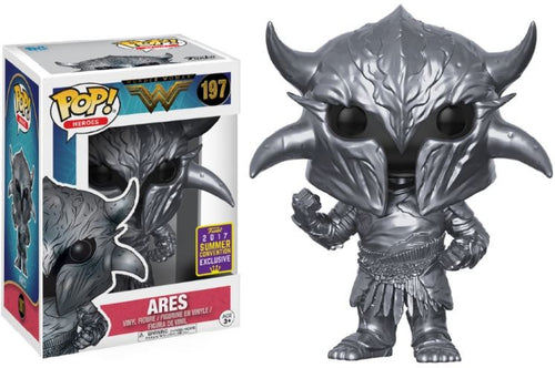 Ares SDCC 2017 Funko POP! Nº 197 : Wonder Woma