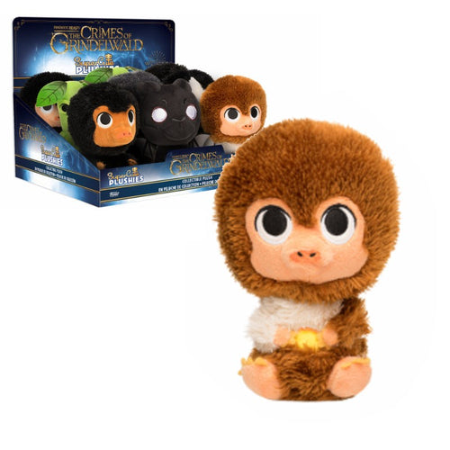 Bebé Niffler Marrón Super Cute Plush : Animal