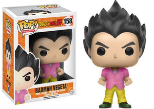 Badman Vegeta Exclusiva Funko POP! Nº 158 : Dr