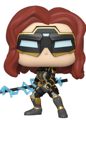 Black Widow (Stark Tech Suit) Funko POP! Avenge