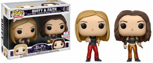 Buffy y Faith 2-pack NYCC 2017 Funko POP! Buffy