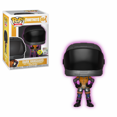 Dark Vanguard GITD Funko POP! Nº 464 : Fortnit