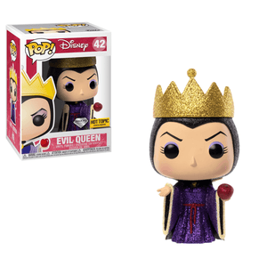 Evil Queen Diamond Funko POP! Nº 42 : Disney
