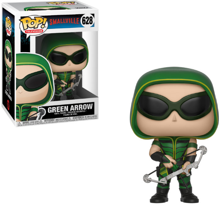 Green Arrow Funko POP! Nº 628 : Smallville - M