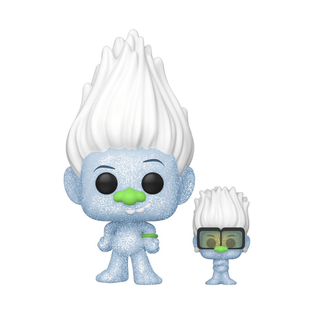 Guy Diamond con Tiny Diamond Funko POP! Trolls